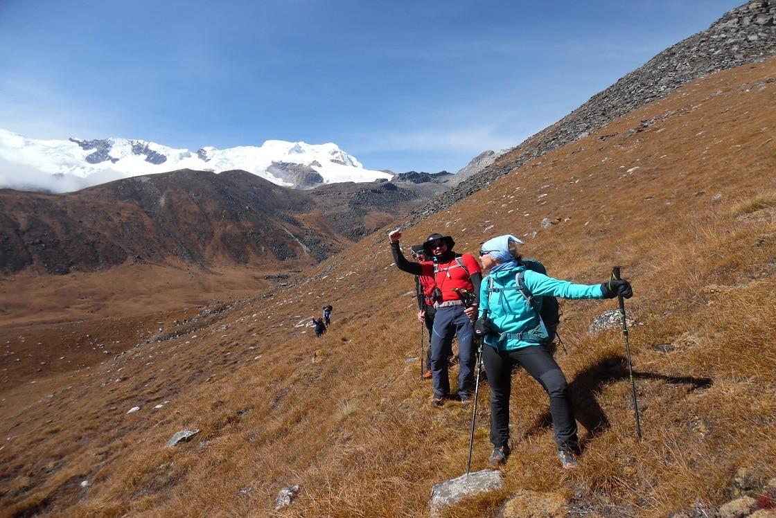 Rolwaling via Pachermo Peak Climbing