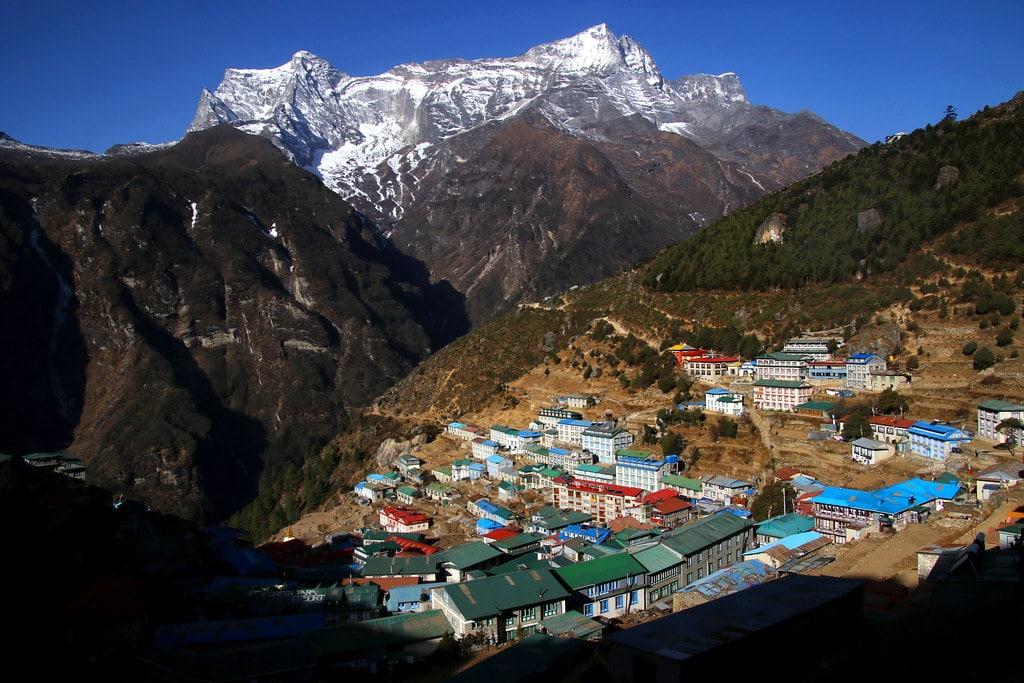 Tashi Lapcha Pass