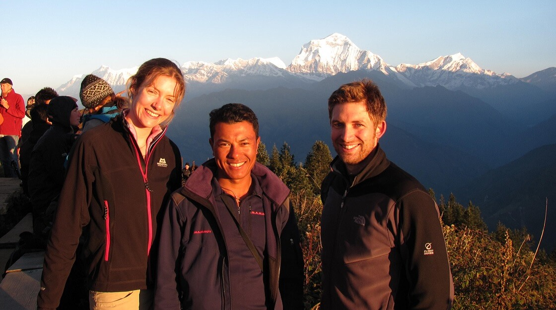 Annapurna Base Camp Trek Mode