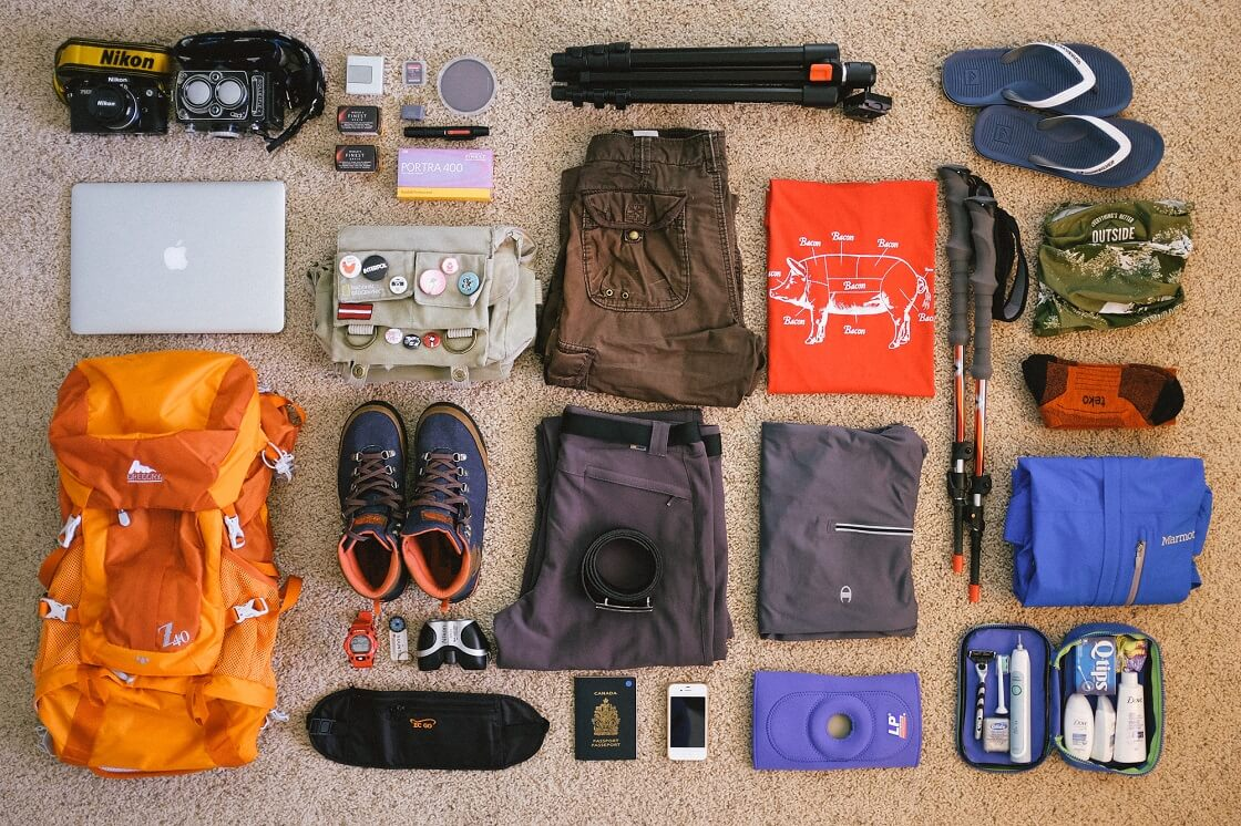 Annapurna Base Camp trek packing list