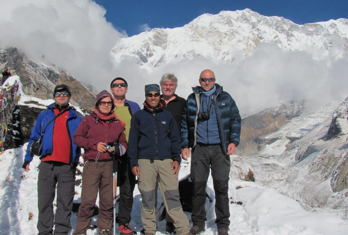 Why Annapurna Base Camp Trek