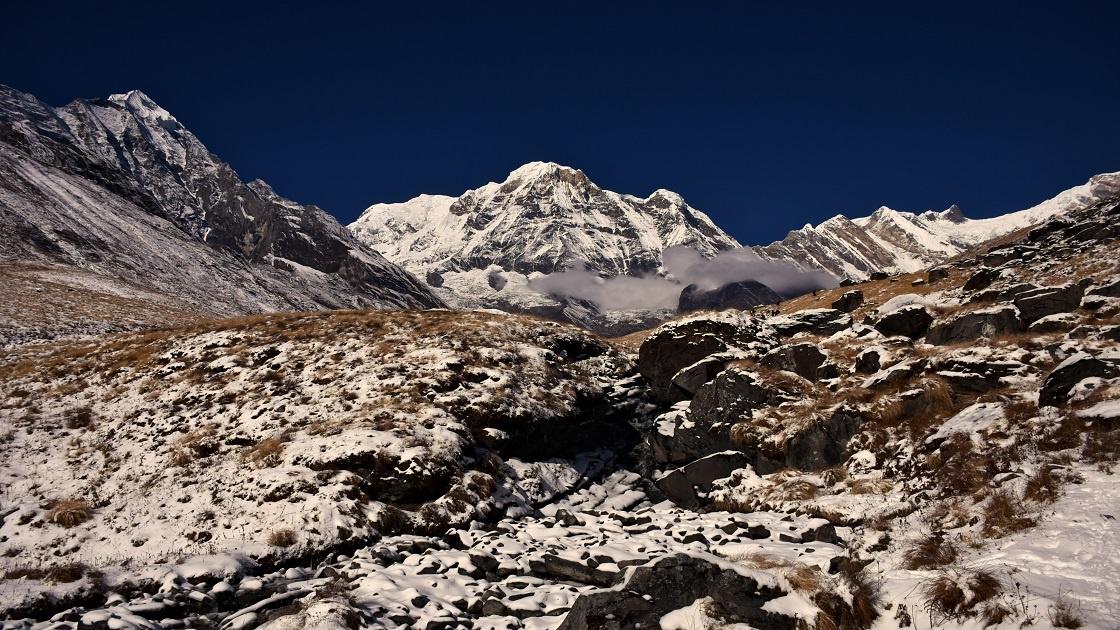 Annapurna Climb